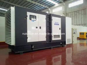 500kVA Super Silent Generator (GDP-500)