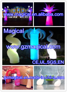 Inflatable Snake Shape LED Decoration (MIC-297) pictures & photos