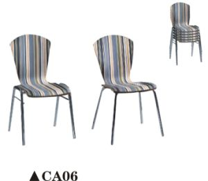 Restaurant Furniture Chairs with Metal Frame pictures & photos