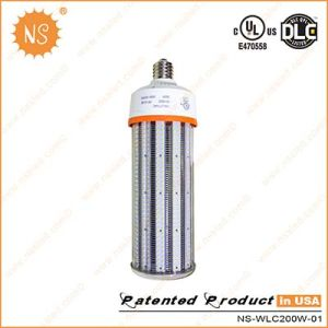 High Power E40 Mogul Base 200W LED Corn Bulb with 30000lm pictures & photos