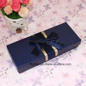 Premium Chocolate Box Candy Packaging Paper Boxes with Ribbon pictures & photos