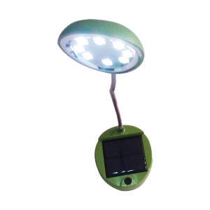 Portable Solar LED Reading Light Desk Table Lamp in High Quality pictures & photos
