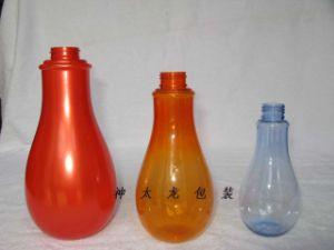 New Design Empty Plastic Bottles for Packing (SL-724)