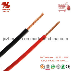 8AWG 10AWG 12AWG CCA Thw Cable for Venezuela Market pictures & photos