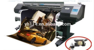 1.6m Printer and Cutter with Epson Dx5/7 Head for Vinyl/Sticker pictures & photos