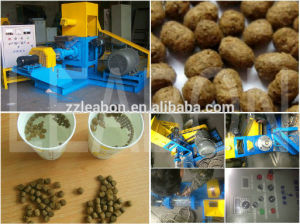 Various Shapes Fish Food Processing Line /Pet Food Production Line pictures & photos