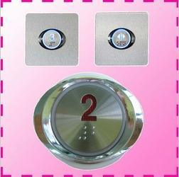 Elevator Parts Elevator Braille Button Otis, Kone pictures & photos