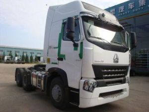 Sinotruk Group 35000USD HOWO A7 Tractor Truck pictures & photos