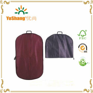 Silk Screen Printing Mens Non Woven Suit Cover pictures & photos