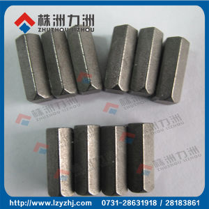Tungsten Carbide Snow Plow Tip Insert with Good Hardness pictures & photos