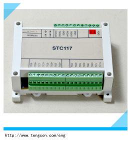 8 Channel Thermocouple Modbus RTU Tengcon Stc-117 Modbus I/O Module pictures & photos