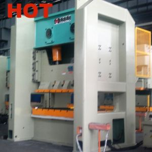 H Frame Fixed Bolster Stamping Machine pictures & photos