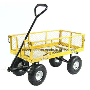 Garden Mesh Cart Garden Tool Cart pictures & photos