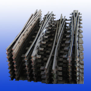 Rail Turnout Compoment