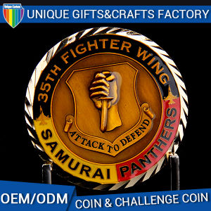 Good Price OEM Customize Metal Badges and Gift Coins pictures & photos