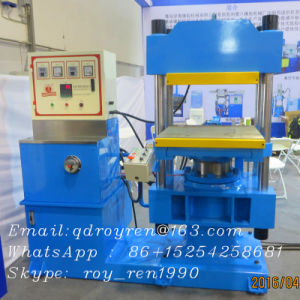 Rubber Mat Vulcanizing Press, Rubber Mat Vulcanizer, Rubber Mat Curing Press pictures & photos
