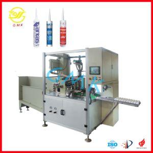 Zdg-300 RTV Silicon Sealant Automatic Cartridge PU Sealants Bottle Filler Filling Machine pictures & photos