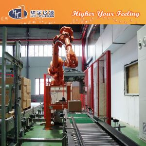 Carton Automatic Palletizer for Water Production Line pictures & photos