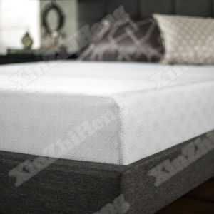 "Hotel Sleeping 10"" Double Bed Cooling Gel Memory Foam Mattress pictures & photos"