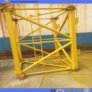 China Top Kits Self Erecting Tower Crane Manufacturer Qtz63-5010 pictures & photos