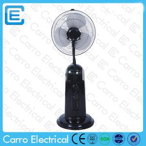 Fashion Design 110/220V 16inch Summer Cooling Mini Water Mist Fan