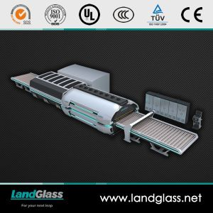 Luoyang Landglass Tempered Glass Manufacturing Machine pictures & photos
