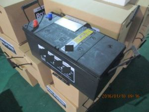 12V100ah Opening Mf Car Battery with Flat Plugs N100-Mf pictures & photos