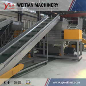 Double Shaft Shredder Machine for Scrap Metal/Tire/Plastic/Woodplastic/Wood / Tire/Used Tyre/Solid Waste/Medical pictures & photos