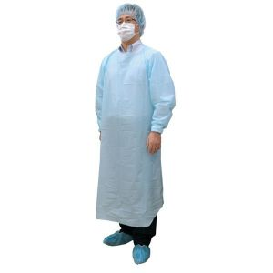 Made of Ppsb Nonwoven Fabric Medical Surgical Gown pictures & photos