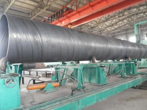 X52 Spiral Steel Pipe pictures & photos