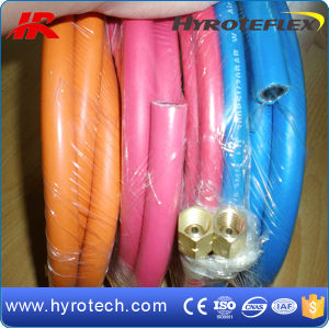 Twin Welding Hose Supplied From Factory pictures & photos