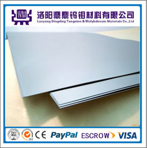 99.95% Pure Tungsten Sheet/Plate for Sapphire Crystal Furnace pictures & photos
