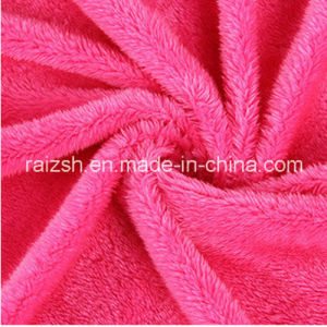 Beiji Rong Polyester Velvet Cloth of Toys Blankets, Knitted Fabrics pictures & photos