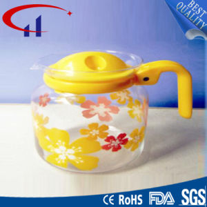 Handmade High-Quanlity Best-Sell Borosilicate Glass Teapot (CHT8122) pictures & photos