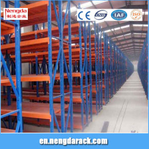 Cold Rolled Steel Middle Duty Rack Warehouse Shelving pictures & photos