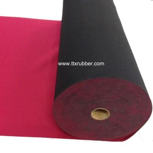 Protective Anti-Slip Neoprene Rubber Backed Floor Runner pictures & photos
