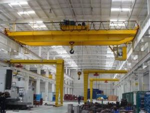 250 Ton Overhead Crane with Hook pictures & photos