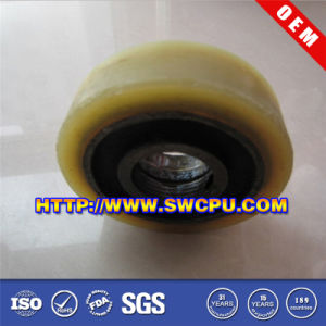 OEM Injection Moulded Nylon/ PA66 Plastic Wheel pictures & photos