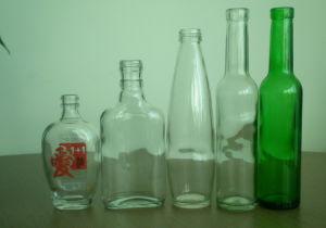 Mini Glass Liquor Bottle / Small Glass Liquor Bottle pictures & photos