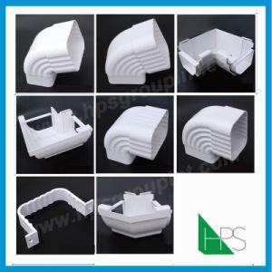 Guangzhou Manufacture PVC Rain Gutter Plastic Roofing Gutter pictures & photos