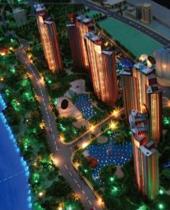 3D Architectural Physical Model_Residential Model (JW-199) pictures & photos