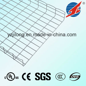 Electric Galvanizing Mesh Cable Tray with ISO/CE