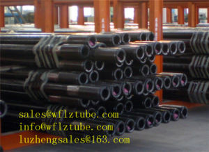 "Threaded Steel Pipe 7"" 7 5/8"", Seamless Oil Casing Pipe 8 5/8"", API 5CT Smls Pipe Upset P110 pictures & photos"