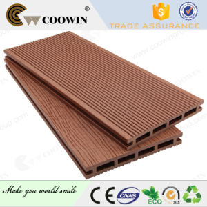 Outdoor Decking WPC/Wood and Plastic Composite Decking/Engineering Flooring (TS-04A) pictures & photos