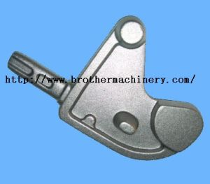Customized Metal Forging Part with ISO Certification