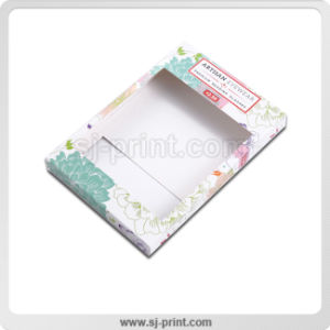 Custom Made Promotion Carton Printing Packing Color Box