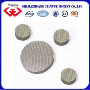 Stainless Steel 316L Sintered Filter pictures & photos