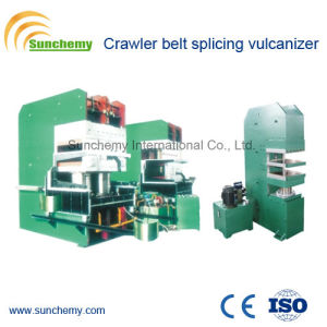 Top Qualified Rubber Crawler Belt Splicing Vulcanizer pictures & photos
