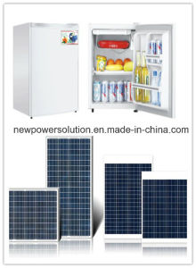 12V Solar PV Power Refrigerator for RV Home Use