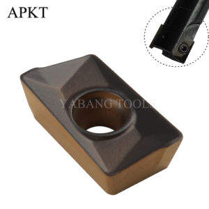 Apkt Milling Inserts pictures & photos